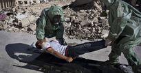 Mỹ và Anh bị tố cung cấp chất độc hại cho khủng bố tại Syria