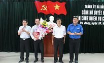 Con trai ông Nguyễn Bá Thanh được bổ nhiệm vị trí mới