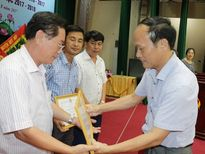 Hơn 500 tập thể và cá nhân của ngành Giáo dục được khen thưởng