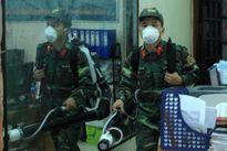 Hà Nội huy động lực lượng quân đội tham gia dập dịch sốt xuất huyết