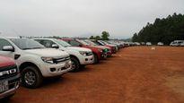 Đề xuất tăng thuế ôtô bán tải, giá xe đội thêm hàng trăm triệu