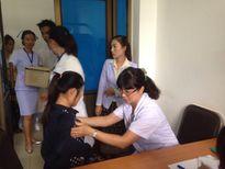 Bác sĩ viện K khám chữa bệnh miễn phí cho 500 người dân tại Lào