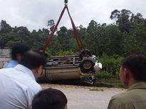 Truy tặng bằng khen cho cán bộ giao thông tử nạn khi đi kiểm tra sạt lở
