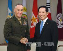 Tổng thống Mỹ chỉ đạo tìm kiếm giải pháp quân sự cho vấn đề Triều Tiên