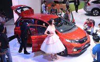 Honda Jazz - đối thủ mới của Toyota Yaris