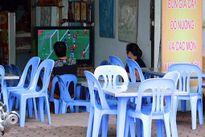 Không khí bóng đá SEA Games 'vắng lặng' ở Hà Nội