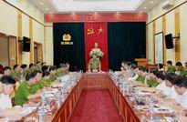 Nâng cao năng lực cho lực lượng Cảnh sát PCCC&CNCH