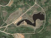 Bãi 'nhấn chìm vật chất' phóng xạ lớn nhất Liên Xô