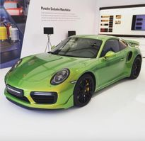 Choáng với tùy chọn màu sơn giá hơn 2 tỷ của Porsche 911