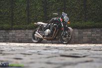 Nữ doanh nhân 8x với niềm đam mê Honda CB1100