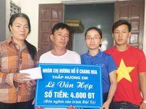 Thăm hỏi và hỗ trợ cho gia đình có con tử vong tại Đài Loan