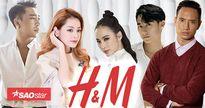 Chưa biết Suboi có phải là đại diện thương hiệu không, nhưng đây là 5 KOLs của H&M tại Việt Nam