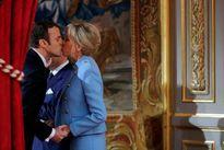 """Đệ nhất phu nhân Pháp kể """"tội"""" chồng trẻ"""