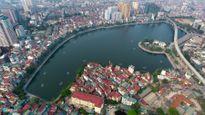 Hà Nội sẽ bổ sung thêm 25 hồ ở khu vực nội thành