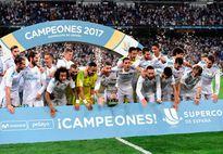 Real thắng đậm Barca, những kỷ lục được thiết lập