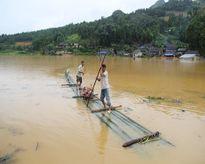 Lào Cai: Mưa lớn gây ngập lụt làm 150 hộ dân bị cô lập