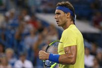 Nadal mừng ngôi số 1 thế giới bằng trận thắng ấn tượng