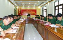 Đảng ủy BĐBP Quảng Ninh: Tổng kết 20 năm thực hiện Nghị quyết Trung ương 3 (Khóa VIII)