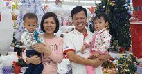 """""""Trái ngọt"""" song sinh của bà mẹ Nam Định 5 năm 3 lần mất con"""