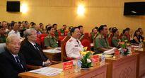 Bộ Công an gặp mặt nhân kỷ niệm 72 năm Ngày truyền thống