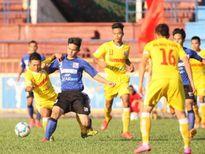 Sông Lam Nghệ An loại ĐKVĐ Hà Nội khỏi VCK Giải U21 Quốc gia