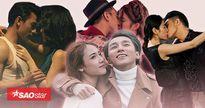 4 cấp độ 'gần gũi' gái đẹp trong các MV của 'nam thần' Vpop