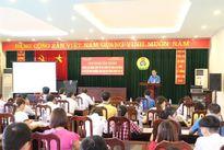 LĐLĐ tỉnh Hòa Bình tập huấn an toàn vệ sinh lao động cho cán bộ công đoàn