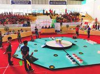 Học sinh Đà Nẵng hào hứng với cuộc thi sáng tạo robot năm 2017