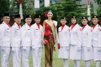 Campuchia chọn được người đẹp sang Việt Nam thi Hoa hậu Hòa bình