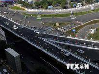 TP.HCM phân luồng giao thông từ sân bay Tân Sơn Nhất vào trung tâm