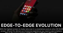 Ngắm concept iPhone 8 UI với thanh Home Bar thông minh
