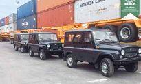 'Đập thùng' ôtô Uaz Hunter máy dầu siêu rẻ tại Hà Nội