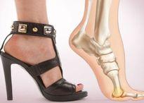 Không còn lo lắng mang giày cao gót cả ngày bị phồng chân với 6 mẹo nhỏ sau đây