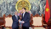 TANDTC Việt Nam và TATC Pê-ru: Mở ra cơ hội ký kết hợp tác song phương