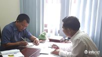 Đắk Lắk: Phong tỏa tài khoản HTX khai thác cát Giang Sơn