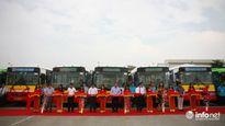 Hai huyện ngoại thành cuối cùng của Hà Nội đã có xe buýt trợ giá
