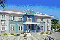 BIDV tài trợ 5,2 tỷ giúp xã Yên Lộc xây mới trạm y tế