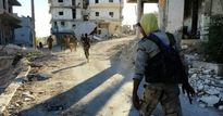 Palestine giúp quân đội Syria phá vây IS ở Deir Ezzur