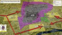 IS mất 60% sào huyệt Raqqa vào tay người Kurd