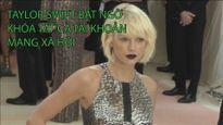 Taylor Swift bất ngờ khóa tất cả tài khoản mạng xã hội