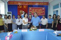 LĐLĐ tỉnh Quảng Ngãi ký kết chương trình phối hợp hoạt động lao động nữ