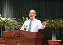 Bí thư TPHCM Nguyễn Thiện Nhân: Mỗi người dân là một 'cảm biến' xã hội