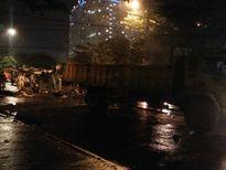 3 người chết vì va chạm xe tải: Do không có hệ thống tín hiệu đèn?