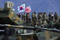 Mỹ- Hàn tập trận: Thổi bùng căng thẳng Triều Tiên?