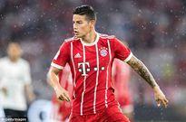 Toàn bộ bản hợp đồng của James Rodriguez với Bayern bị tiết lộ