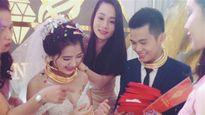 Đám cưới trút vàng, trao biệt thự: Cũng bình thường thôi!