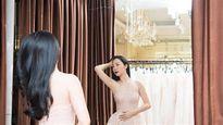 Linh Nga làm nàng thơ BST váy cưới của NTK Phương Linh