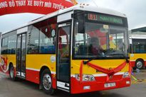 Hà Nội xóa 'vùng trắng' xe buýt có trợ giá