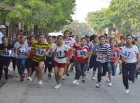 Ứng Hòa, Thanh Oai rộn rã thi chung kết Giải chạy Báo Hànôịmới