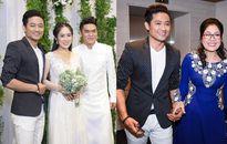 'Tình cũ' Qúy Bình đi cùng ai tới đám cưới Lê Phương?